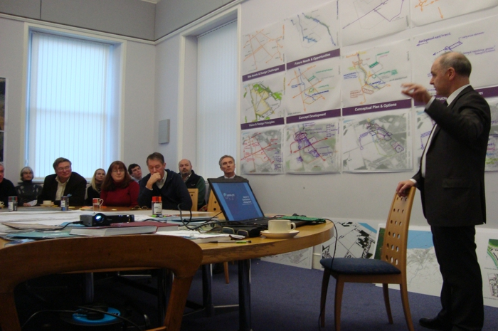 Design Charrette. Sandown, Nairn