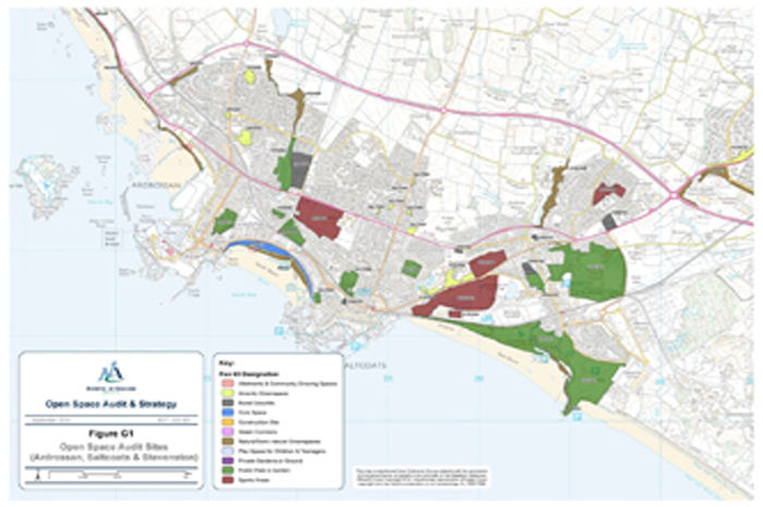 East Ayrshire Open Space Audit