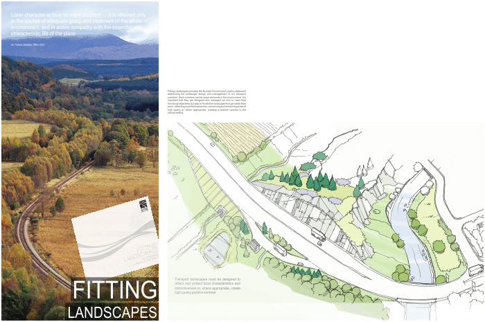 Fitting Landscapes. Transport Scotland Policy Document
