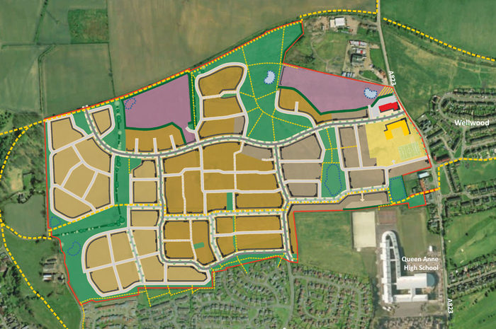 North Dunfermline Masterplan