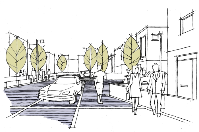 Residential Landscape Architecture Design