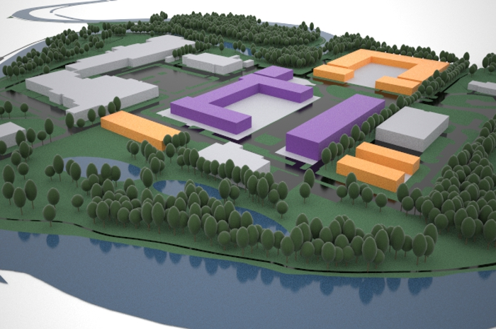 Vale of Leven Industrial Estate Green Network Masterplan